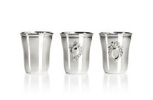 Richard Orfèvre - tulipe - Bicchiere Di Metallo