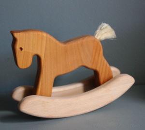 LIN ET CIE -  - Cavallo A Dondolo