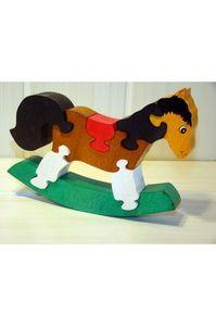 auboisfou -  - Cavallo A Dondolo