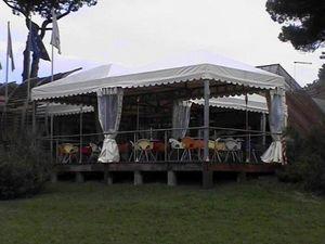 Mb-Gazebo -  - Tenda Da Giardino
