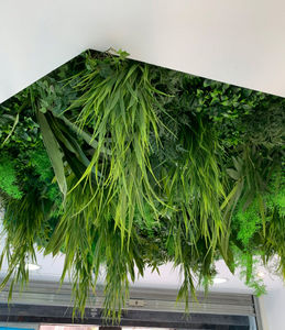 Vegetal  Indoor - plafond végétal artificiel - Muro Vegetale