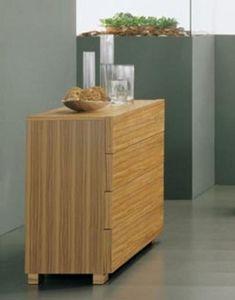 TS Furniture -  - Credenza Bassa