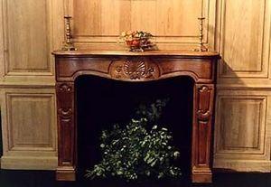 Christian Pingeon / Art Tradition Antiques -  - Camino Con Focolare Aperto