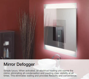 ELECTRIC MIRROR -  - Specchio Anticondensa