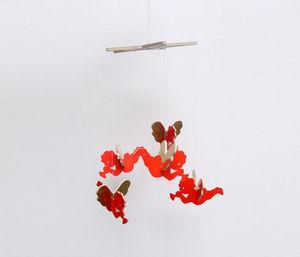 Libre Objet - caroussel des anges - Mobile (decorazione Sospesa)