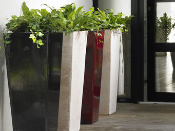 POTERIE GOICOECHEA - carré haut - Vaso D'arredamento