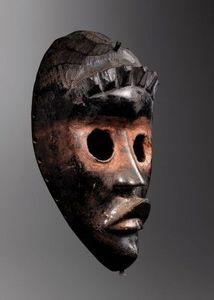 Galerie Alain Bovis - masque, dan  - Maschera Africana