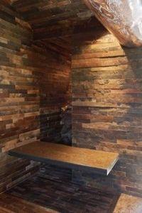 Lusitane - schiste argan - Paramento Murale