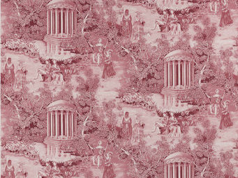Equipo DRT - fontainebleau rosa - Tela Jouy