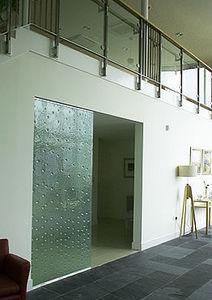 Hot Glass Design - door partition - Porta Interni A Vetrata