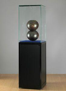 VITRINES SARAZINO - vitrine cloche sur socle - Vetrina Da Museo