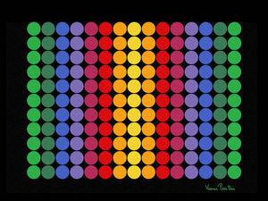 Designercarpets - vp08 rectangle - Tappeto Moderno
