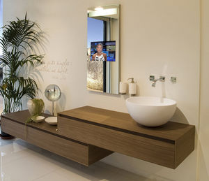 OX-HOME - applique - Tv Specchio