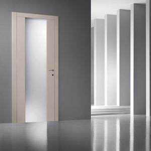 Silvelox - flat luce - Porta Interni A Vetrata
