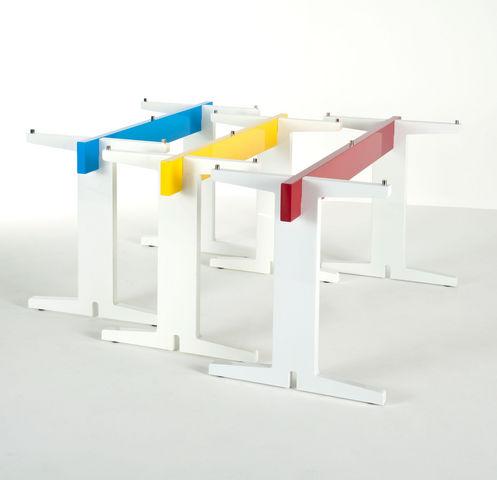 COLE - Tavolo da pranzo rettangolare-COLE-T01 Table