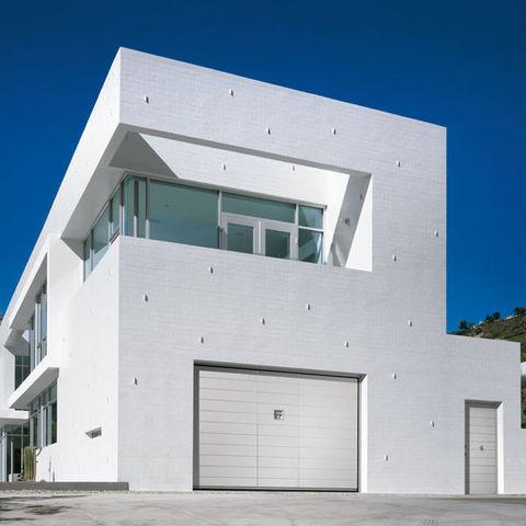 Silvelox - Porta garage basculante-Silvelox-FOR