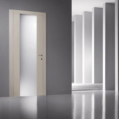 Silvelox - Porta interni a vetrata-Silvelox-FLAT Luce