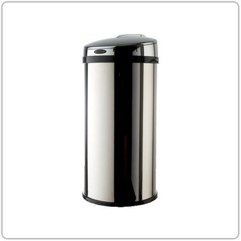 TOOSHOPPING - Pattumiera da cucina automatica-TOOSHOPPING-Poubelle automatique en inox