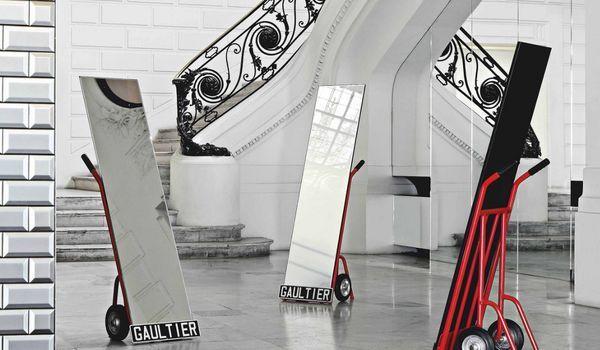 ROCHE BOBOIS - Specchio girevole-ROCHE BOBOIS-Jean-Paul Gauthier