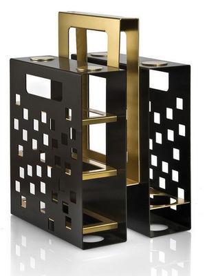 CUPROOM - Libreria modulare-CUPROOM-MOVE/wine dispenser