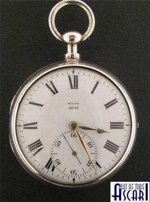 ASCARI ART OF TIME - OROLOGI DA COLLEZIONE - Orologio da taschino-ASCARI ART OF TIME - OROLOGI DA COLLEZIONE